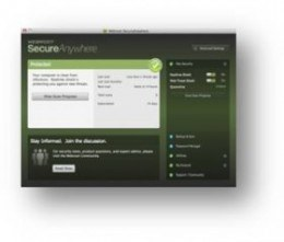 Cyber Security Service powered by Webroot