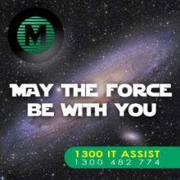 Star Wars Social Post